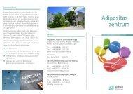 Adipositas- zentrum - RoMed Kliniken