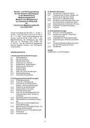 Studien - Hochschule Magdeburg-Stendal