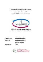PDF 1 MB - RoMed Kliniken