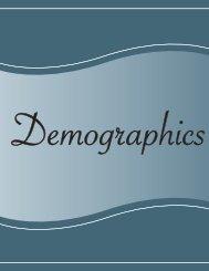 Demographics - Village of Romeoville