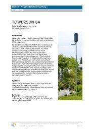 Datenblatt Towersun 64 NOV11 V1.3_deutsch - LED Leuchtmittel