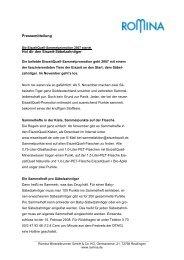 Pressemitteilung Hol dir den Eiszeit-Säbelzahntiger - EiszeitQuell