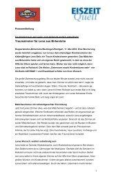 11.05.2010 – Traumzimmer für Lena aus Birkenlohe - EiszeitQuell