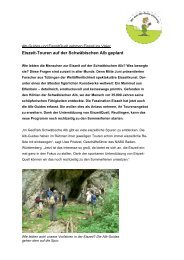 Eiszeit-Touren auf der Schwäbischen Alb geplant - EiszeitQuell