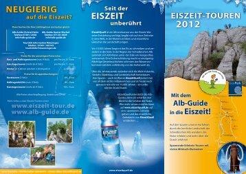 Eiszeit-Tour - SilberBrunnen