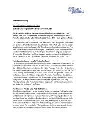 02.10.2008 - SilberBrunnen präsentiert die Cleverle ... - EiszeitQuell
