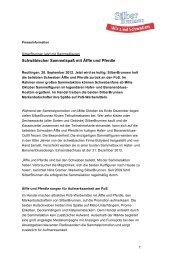 28.09.2012 - Schwäbischer Sammelspaß mit Äffle und Pferdle