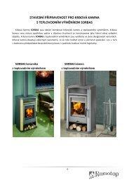 stavební připravenost pro krbová kamna s teplovodním ... - Romotop