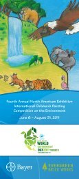 Fourth Annual North American Exhibition International Children's ...
