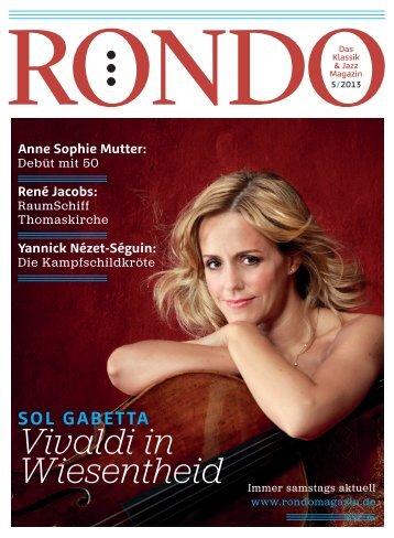 Vivaldi in - Rondo