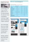 Download Mediapack (english) PDF - Rondo - Page 4