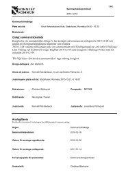 KF101216 med tillhörande bilagor 1-12.pdf - Ronneby kommun
