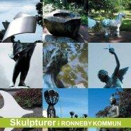 Skulpturer i Ronneby som pdf - Ronneby kommun
