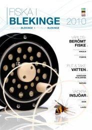 FISKA I BLEKINGE - Karlskrona kommun