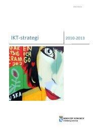 IKT-strategi - Ronneby kommun