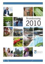 Årsredovisning 2010 - Ronneby kommun