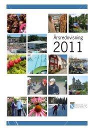 Årsredovisning 2011 (pdf 3,8Mb) - Ronneby kommun