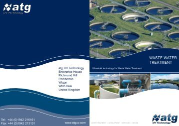 waste water treatment - Thermomed