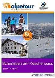 Weitere Infos - Alpetour Touristische GmbH