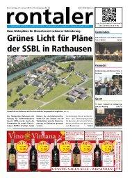 2013-05 - Regionalzeitung Rontaler AG