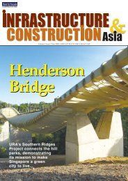 URA's Southern Ridges Project connects the hill ... - Roof & Facade