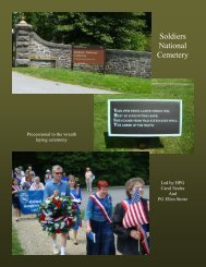 Soldiers National Cemetery - RootsWeb