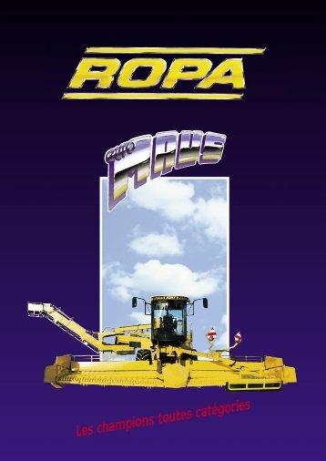 Ropa Maus 02-05 frz - ROPA Fahrzeug