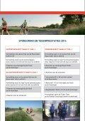 Sponsorbrochure Roparun 2014 - Page 3