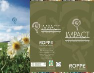 IMPACT - Roppe Corporation