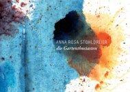Die {Gart{en}thusiasten} - Anna Rosa Stohldreier