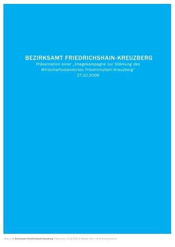 bezirksamt friedrichshain-kreuzberg - Anna Rosa Stohldreier