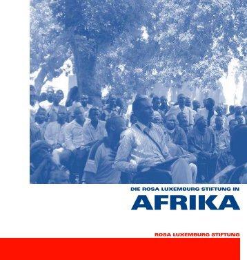 afRika - Rosa-Luxemburg-Stiftung