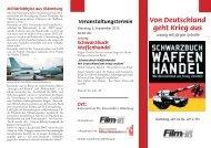 Von Deutschland geht Krieg aus - Rosa-Luxemburg-Stiftung