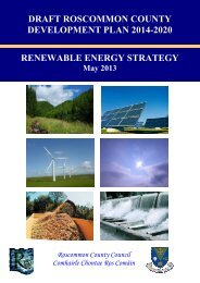 Cover Renewable Energy Strategy - Roscommon County Council
