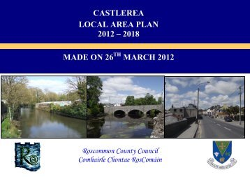Castlerea LAP 2012-2018 - Roscommon County Council