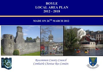 boyle local area plan 2012 - 2018 - Roscommon County Council
