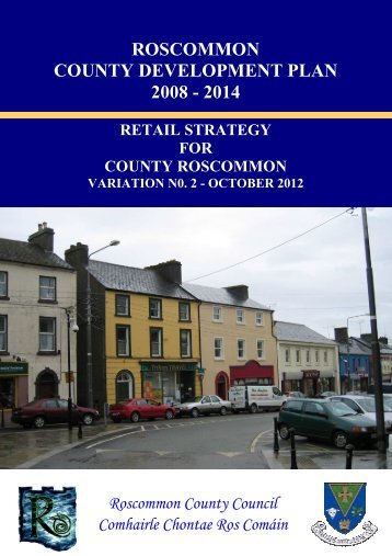 Final+Retail+Strategy[1] - cover page - Roscommon County Council