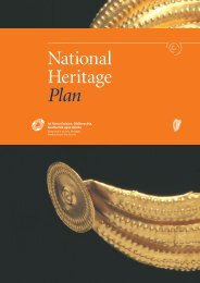 National Heritage Plan - Mayo County Council