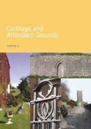 Chapter 13 Curtilage and Attendant Grounds