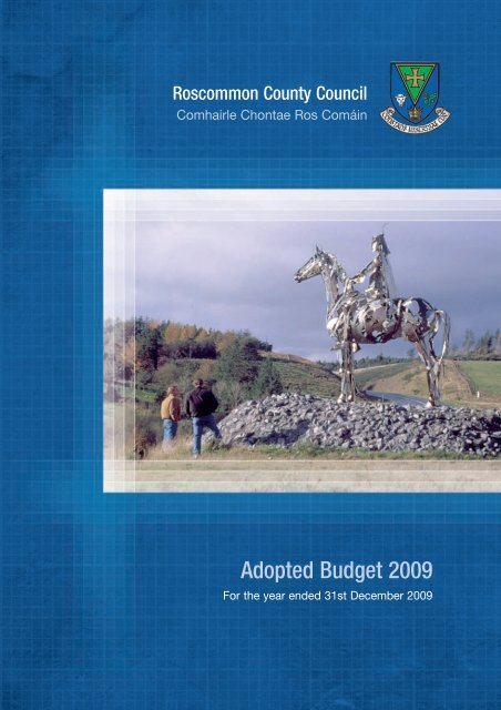 Annual Budget 2009 - Roscommon County Council