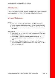 Teacher Support Sheets - Roscommon Castle - Senior Level.pdf