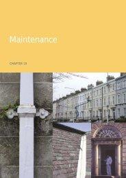 Chapter 19 Maintenance