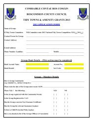 Amenity Grant Application Form.pdf - Roscommon County Council