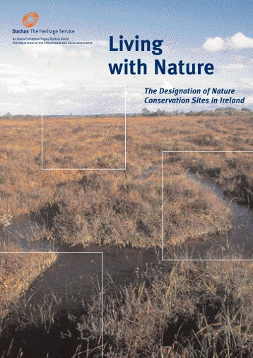The Designation of Nature Conservation Sites in Ireland