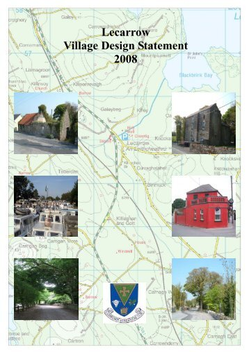 Final Lecarrow Village Design Statement - Roscommon County ...