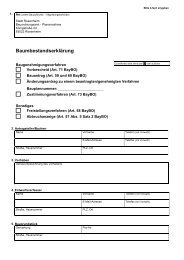 Formular - Stadt Rosenheim