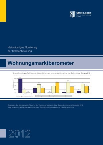Wohnungsmarktbarometer 2012 - rosental immobilien