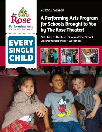 DOWNLOAD a copy of our 2012-13 Every Single Child ... - The Rose