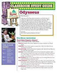 Ancient Greek Heroes: Odysseus - The Rose