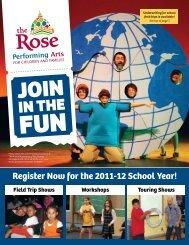 School Field Trips - The Rose